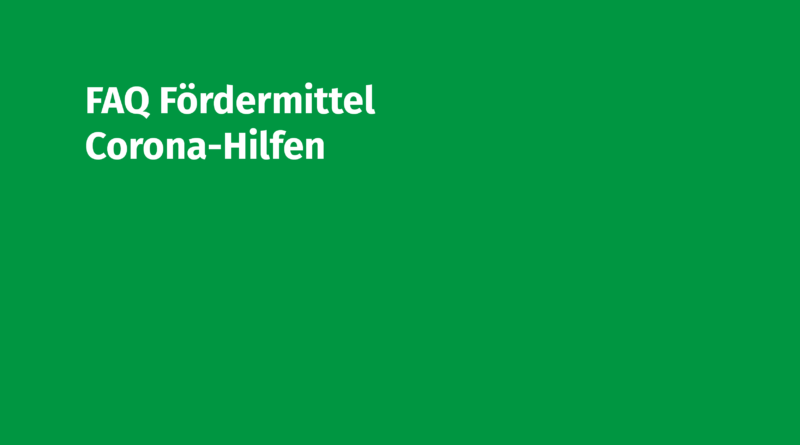 FAQ Fördermittel Corona-Hllfen Bildungsmittel Volksmusikerbund NRW